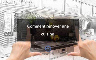 Comment rénover une cuisine