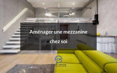 Conseil de pro pour aménager une mezzanine chez soi