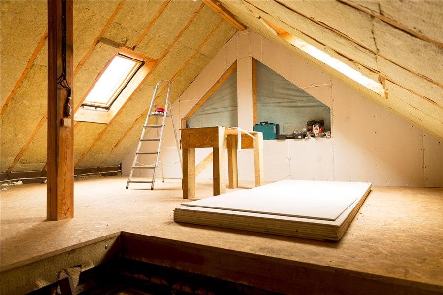 Image maison écologique isolation par General Services Renovation
