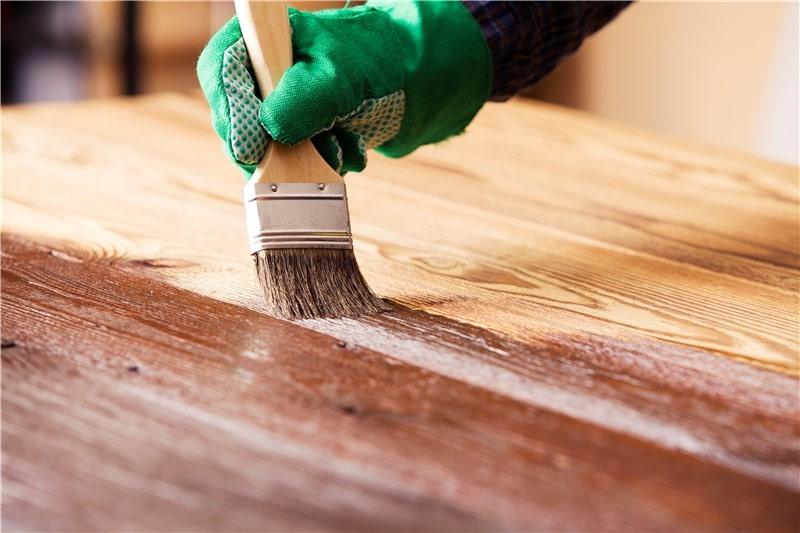 Image peinture sur bois General Service Renovation
