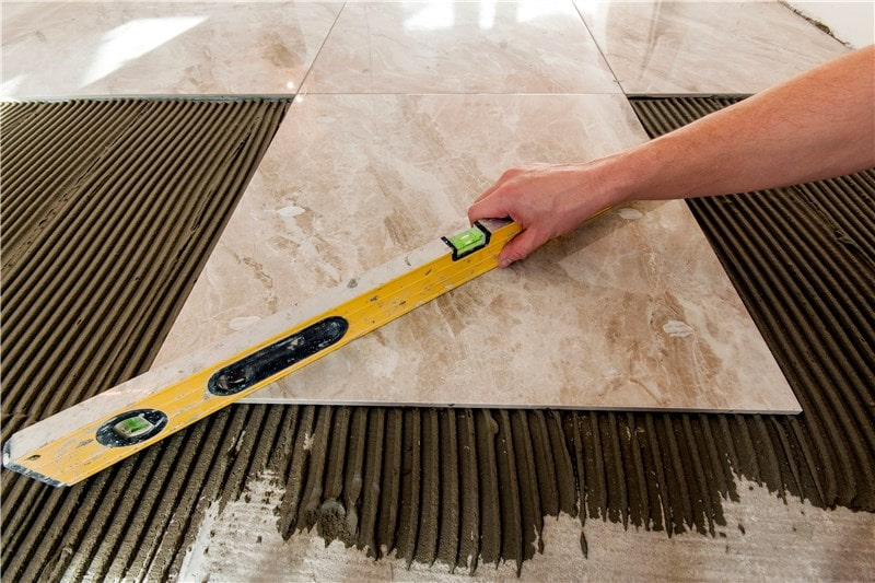 Pose de carrelage par General Service Renovation