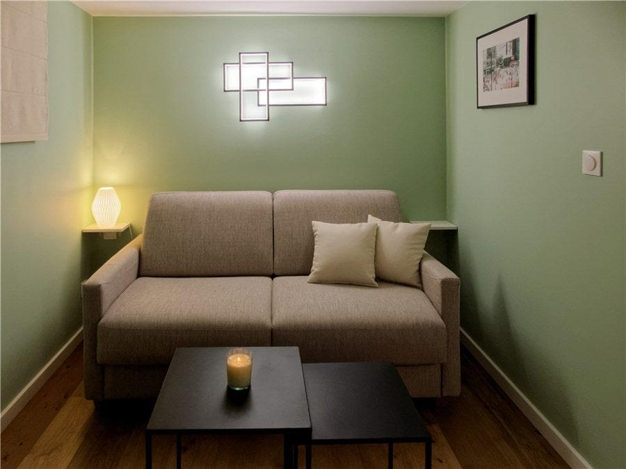 Image salon moderne General Services Renovation Pays de Gex