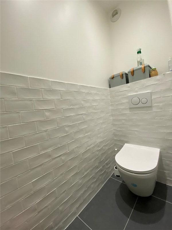 Photo toilettes rénovés pays de gex general services renovation